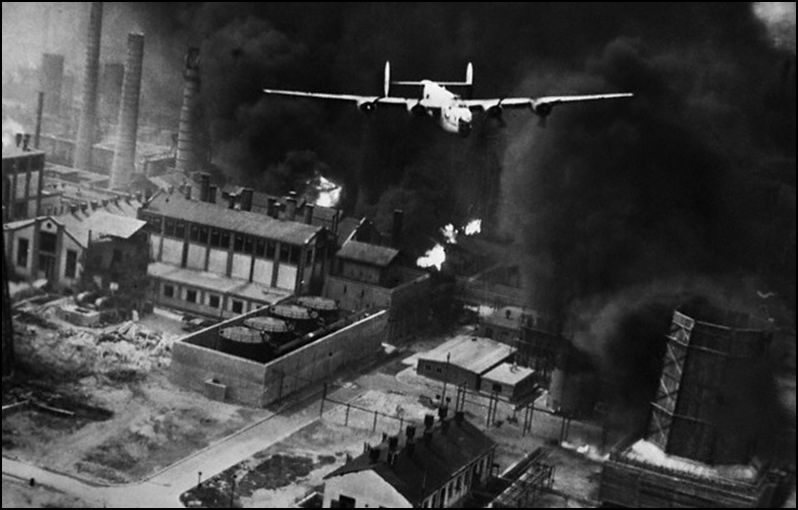 an analysis of strategic bombings during world war ii Training for war and espionage office of strategic services training during world war ii  and analysis branch, employed .