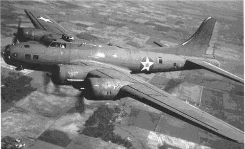 B 17 Flying Fortress Ascend Charlie