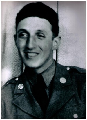 SGT John Sardiello, 119th Infantry Regiment, of Brooklyn, NY