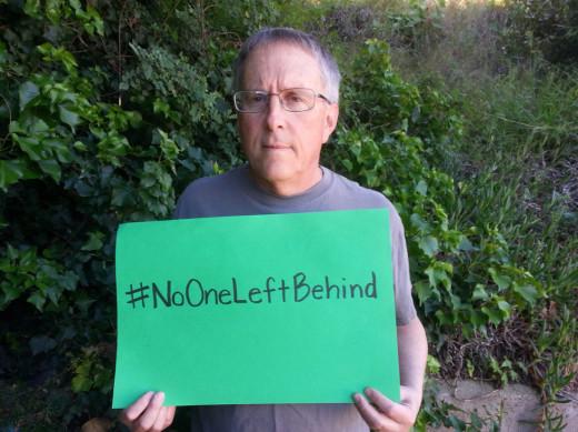 Bill Beigel #NoOneLeftBehind