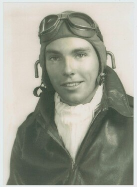 CAPT Philip F. McLaughlin. Photo credit: 459th Bomb Goup