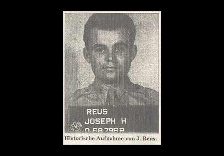 Joseph H Reus Wwii
