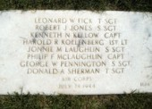Johnnie Laughlin Ww2 Findagrave