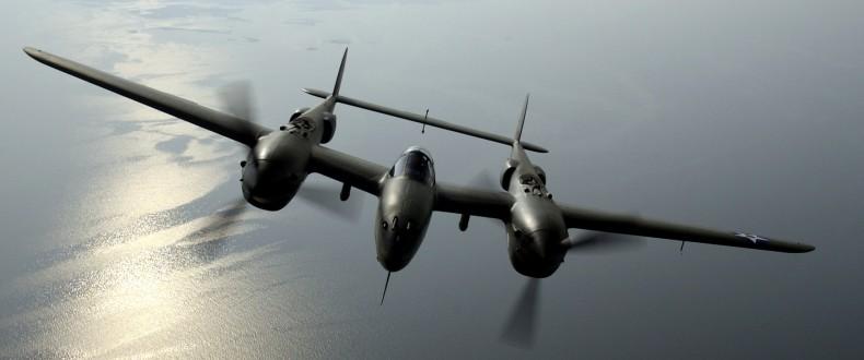 P 38 Lightning