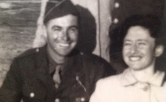PFC Max Poster and Wife Sophia