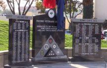 Fresno Vets Memorial