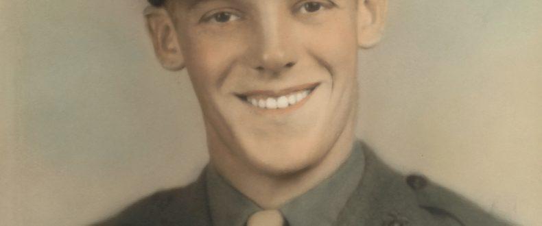 Ed Oeschsli US Marine WWII