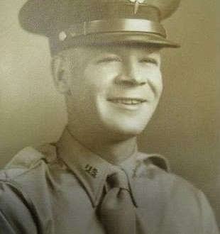 Irving Smith Aviation Cadet