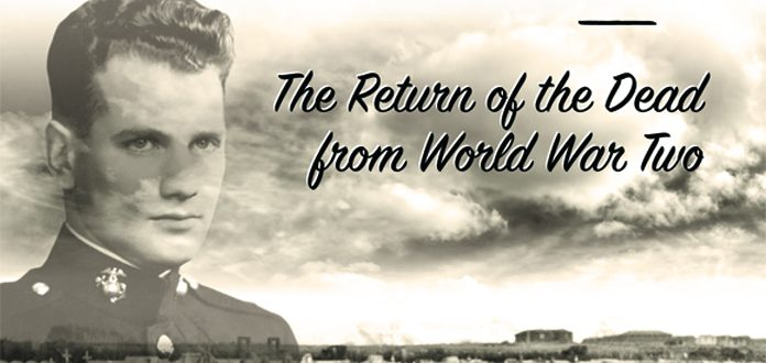 """""""Buried on the Battlefield - Not My Boy: The Return of the Dead from WWII"""" by William L. Beigel"""