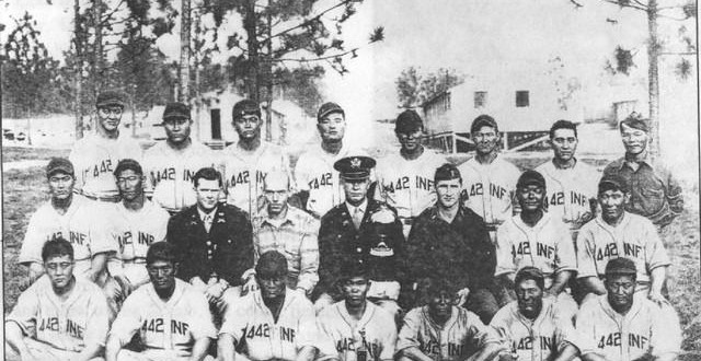 442nd Regimental Combat Team baseball