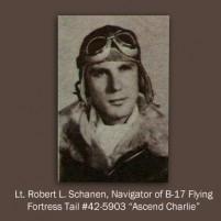 2nd LT Robert L. Schanen