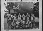B 17F Destroyed By Me 262