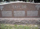 LT Volney W Taylor File 1