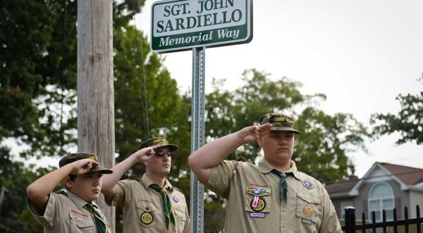 Sgt. Sardiello Post 1634 West Babylon NY