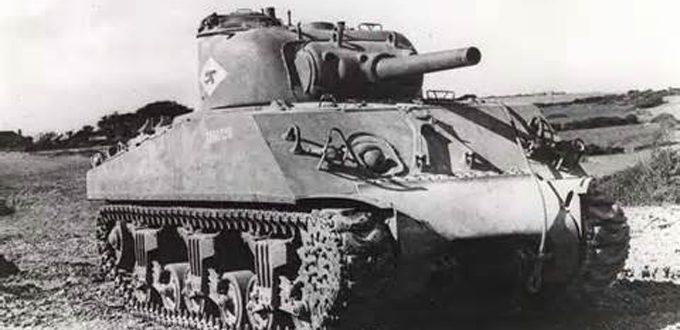 Sherman Tank1