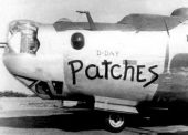465th Bombardment Group B 24 Mission