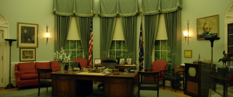 Oval Office Reproduction
