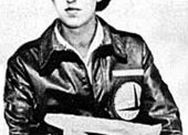 Cornelia Clark Fort and fellow female pilots