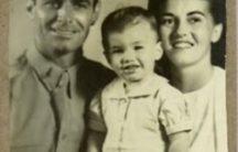 LT Julio Nuno, daughter Julie, wife Elva